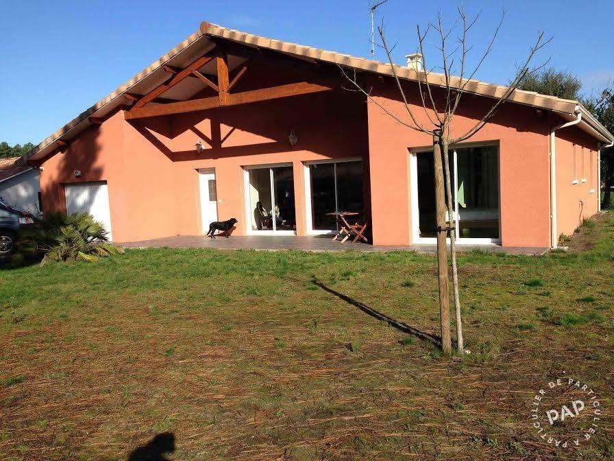 Location maison 130 m moliets et maa 40660 130 m for Cherche a louer garage