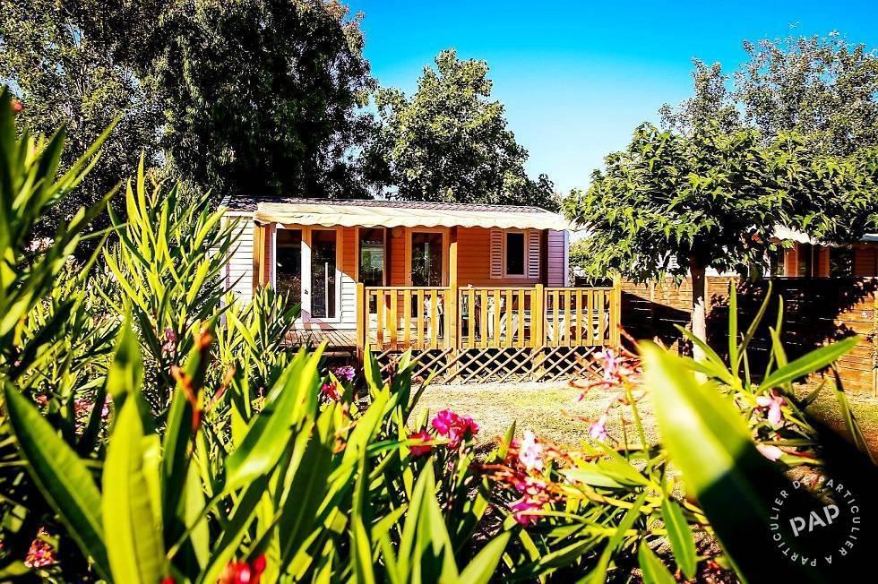 Chalet, mobil-home 32.700€  Canet-En-Roussillon (66140)