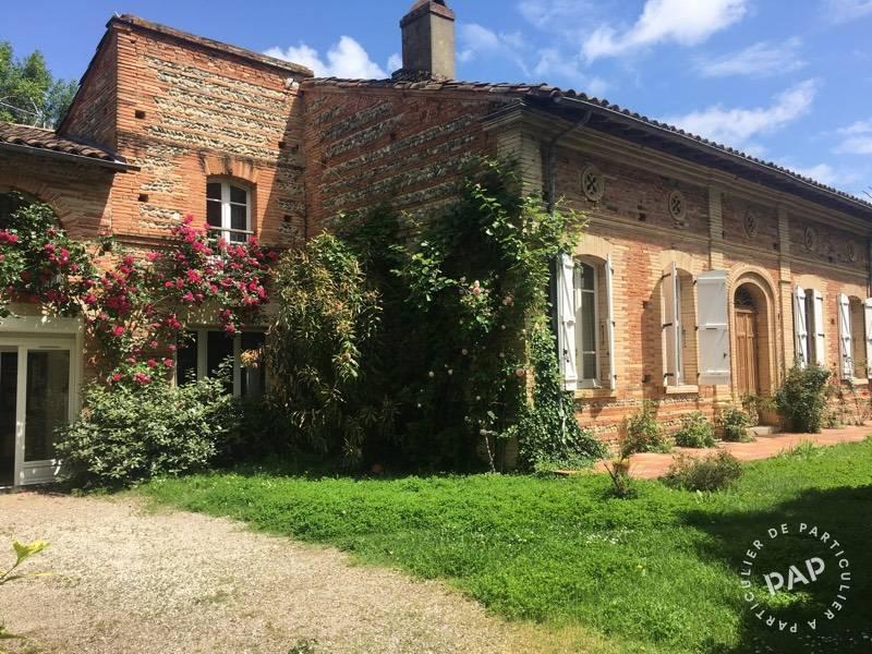 Vente maison 9 pièces Castelginest (31780)