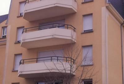Location appartement 2pièces 46m² Corbeil-Essonnes (91100) - 770€