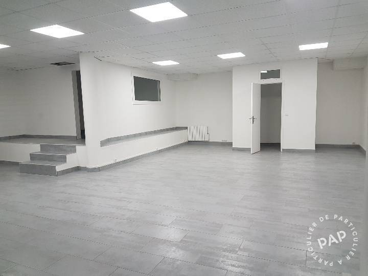 Location Local commercial Romainville 82m² 1.400€