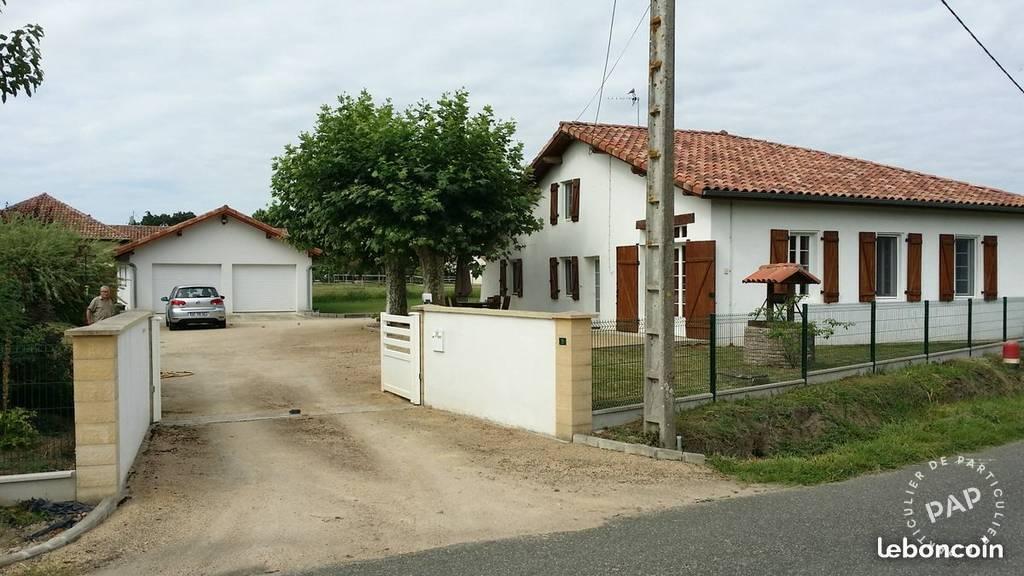Vente Maison Gouts (40400) 147m² 180.000€