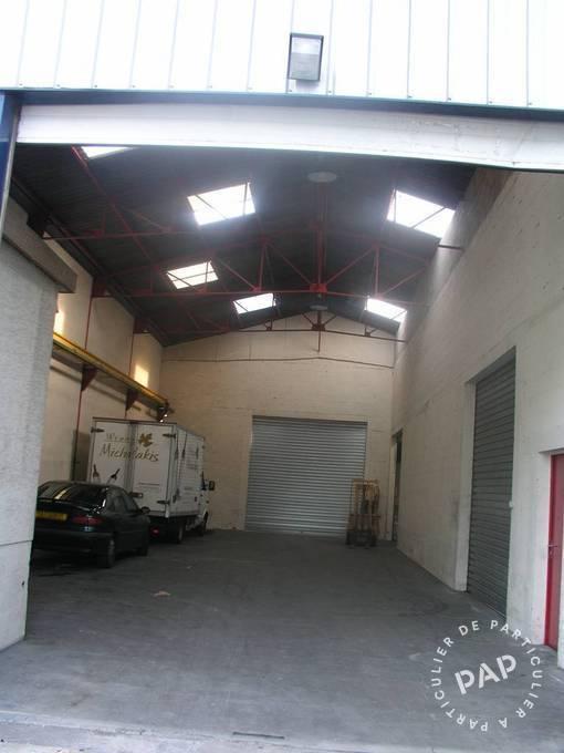 Vente et location Local d'activité Saint-Maur-Des-Fosses (94) 200m²