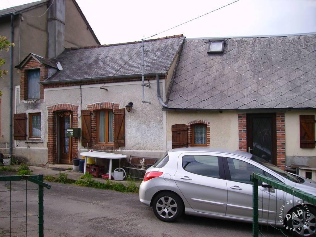 Vente maison 3 pièces Achères (18250)