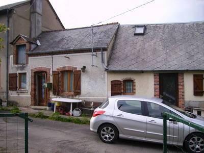 Vente maison 72m² Acheres (18250) - 37.000€