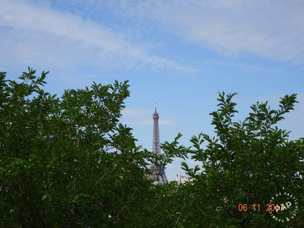 Location immobilier 1.800€ Paris 15E