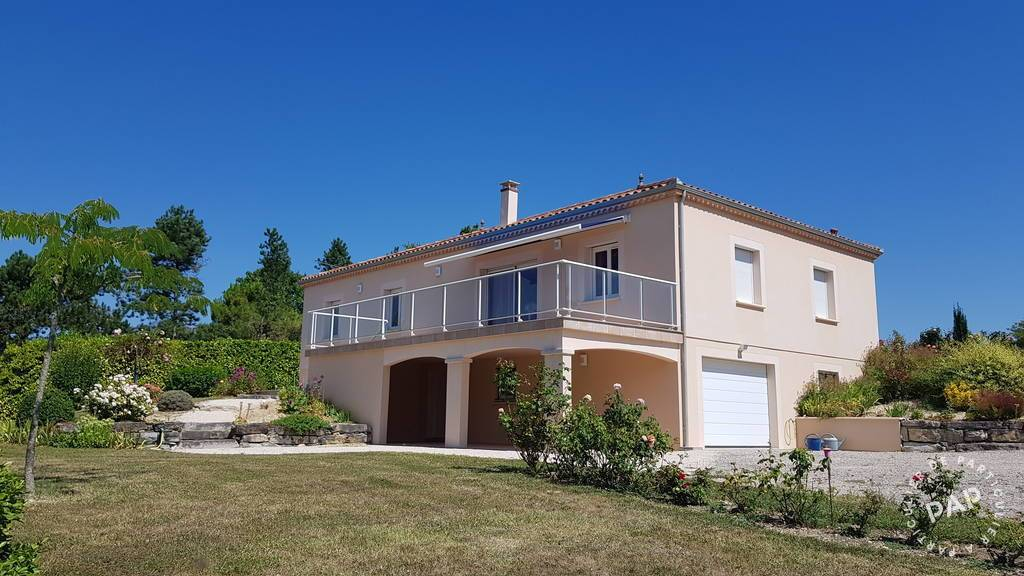 Vente maison 150 m castelnau montratier 46170 150 m for Maison moderne 150 000 euros