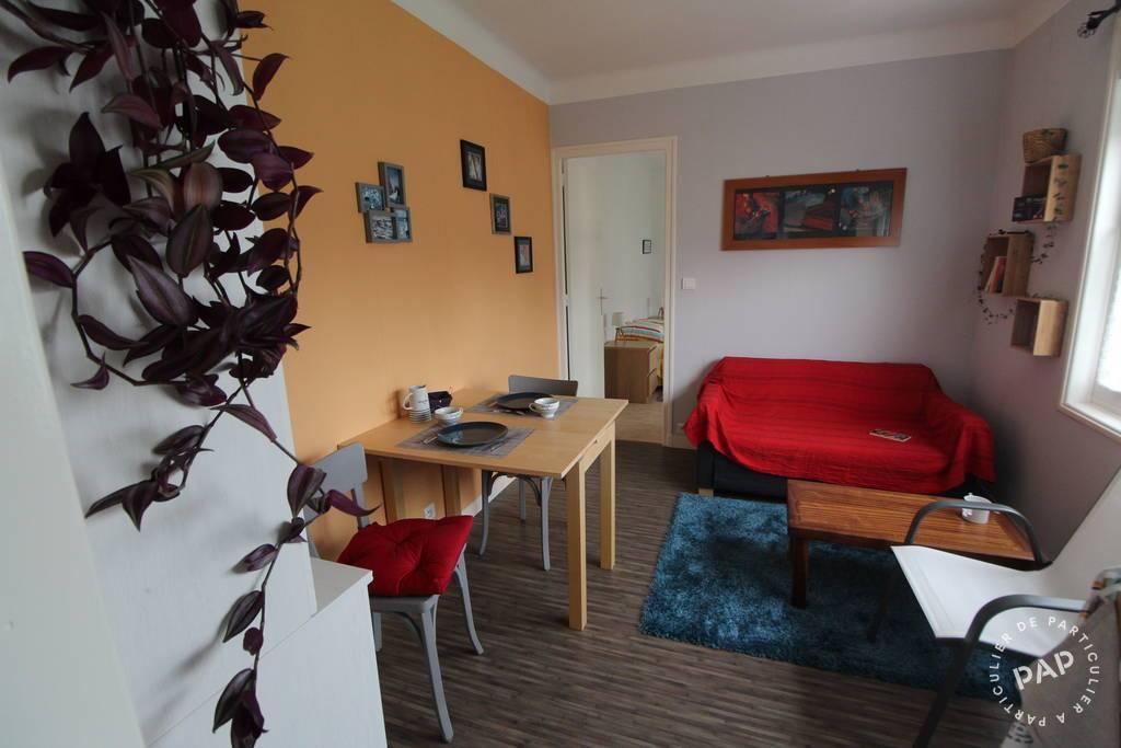 Location meubl e appartement 2 pi ces 26 m saint malo - Location appartement meuble saint malo ...