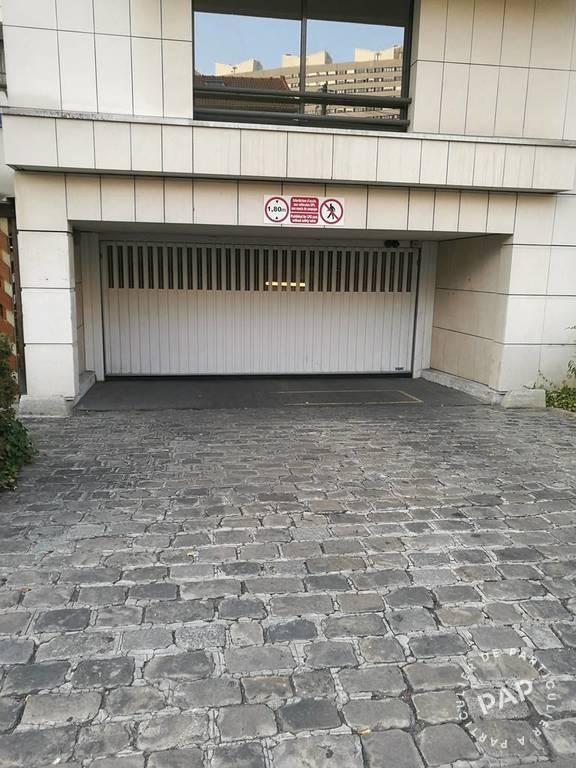 Location garage parking courbevoie 92400 80 de for Garage segoffin courbevoie