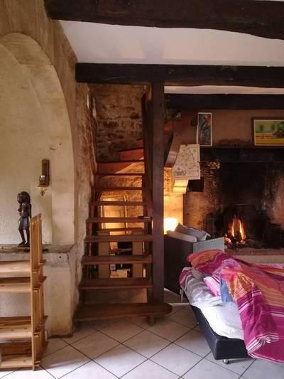 Location maison 15m² Naussac - 370€