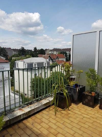 Location meublée appartement 2pièces 51m² Enghien-Les-Bains (95880) - 900€