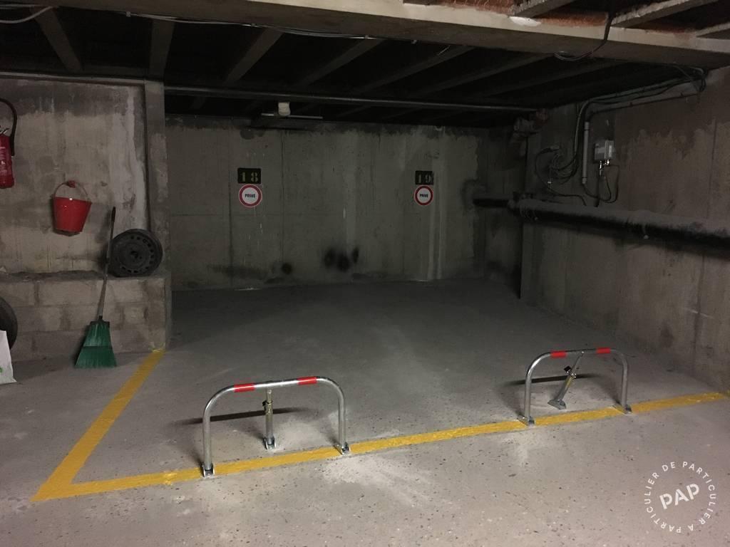 Location garage parking 18 m boulogne billancourt 92100 for Garage renault boulogne pont de sevres