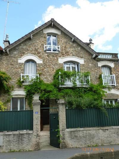 Location meublée maison 155m² Boulogne-Billancourt (92100) - 3.950€