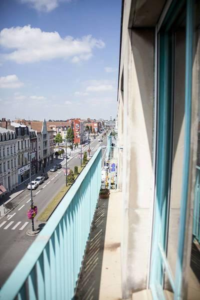 Location meublée appartement 5pièces 84m² Roubaix (59100) - 1.200€