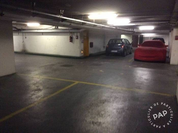 Location Garage, parking Paris 16E