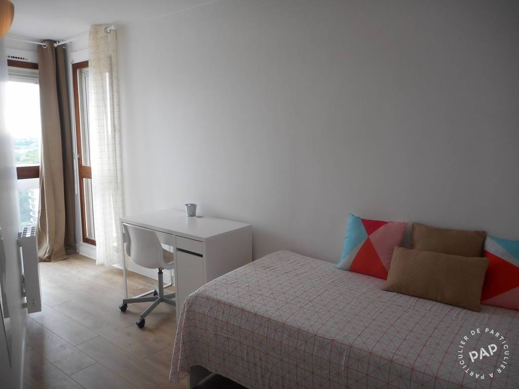 Appartement 470€ 68m² Cergy (95)
