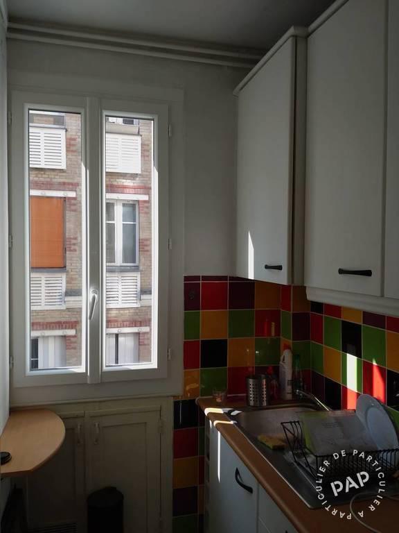 Appartement 920€ 23m² Paris 12E