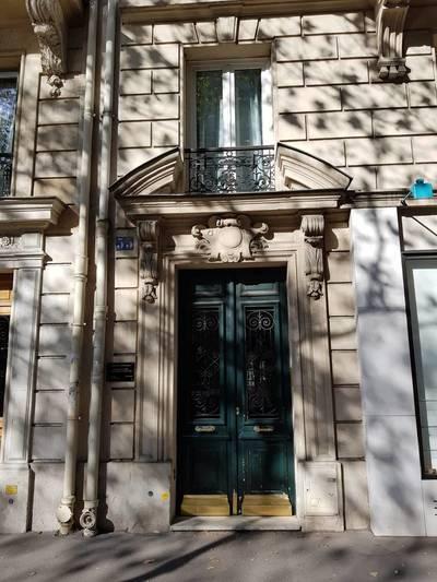 Location bureaux et locaux professionnels 30m² Paris 7E - 1.680€