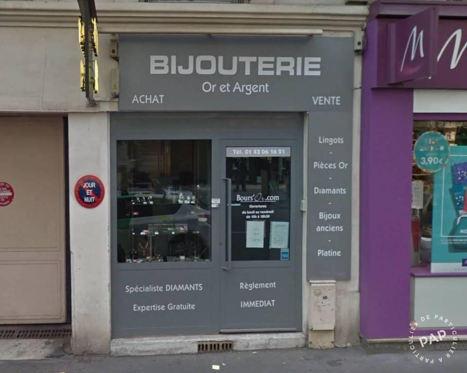Location Local commercial Paris 6E 15m² 1.995€