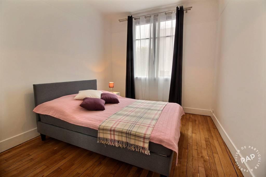 location meubl e appartement 2 pi ces 43 m asnieres sur seine 92600 43 m de. Black Bedroom Furniture Sets. Home Design Ideas