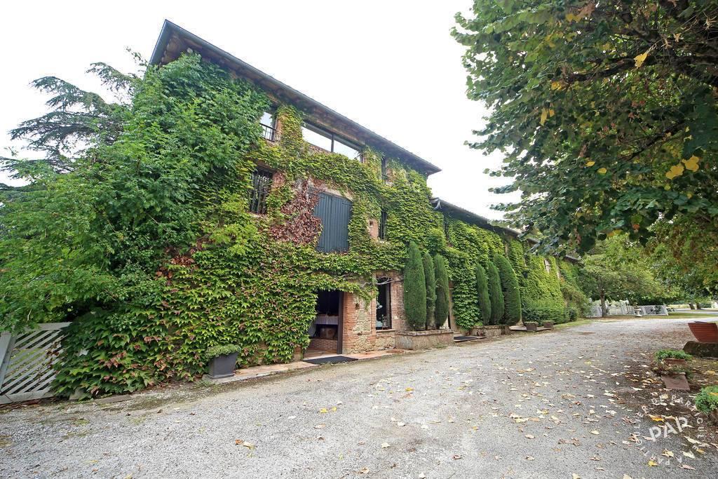 Vente Maison Lavaur 1.200m² 1.200.000€