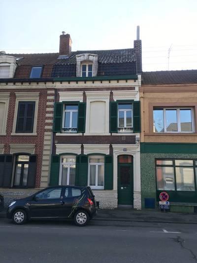 Vente maison 110m² Bethune (62400) - 170.000€