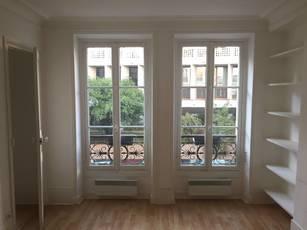 Location meublée appartement 2pièces 37m² Paris 11E - 1.500€