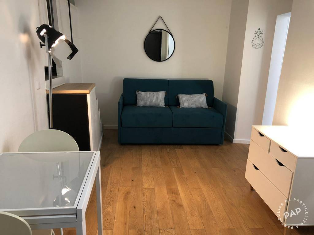 Location Appartement Paris 17E 20 m² 999 €