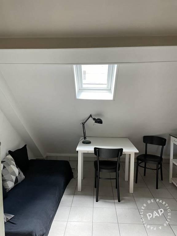 location meubl e studio 13 m paris 16e 13 m 565 de particulier particulier pap. Black Bedroom Furniture Sets. Home Design Ideas