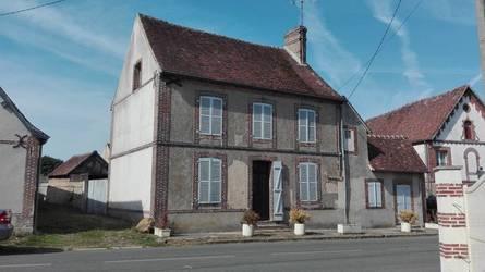 Vente maison 180m² Armentieres-Sur-Avre (27820) - 115.000€