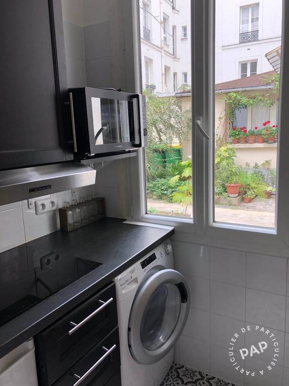 Location immobilier 999 € Paris 17E