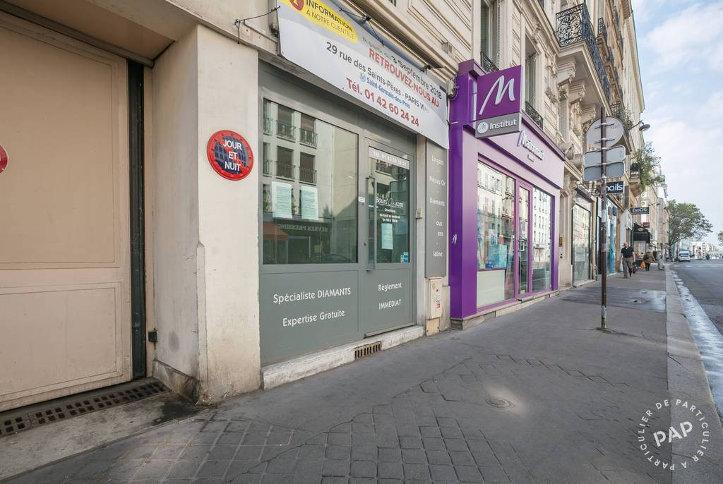 Local commercial 1.995€ 15m² Paris 6E