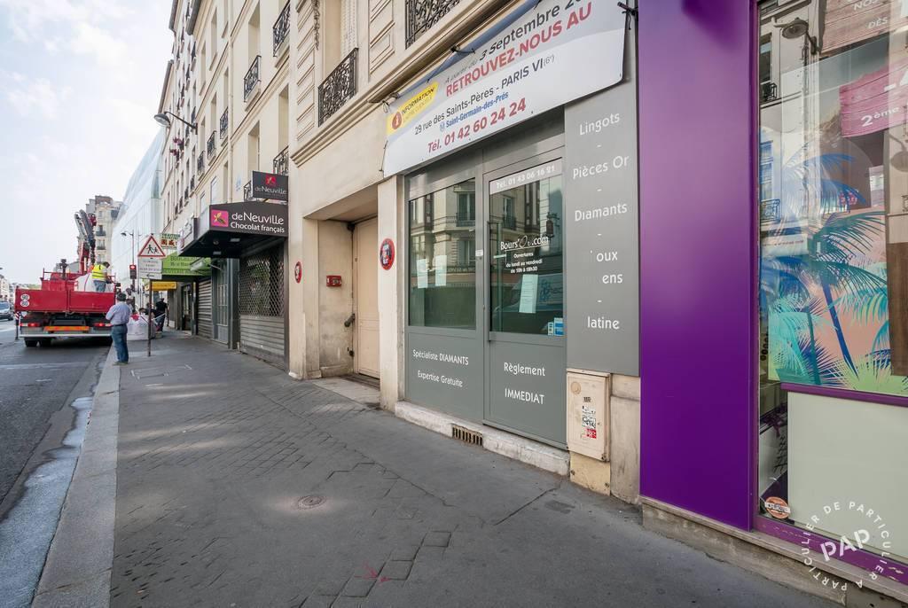 Location Paris 6E 15m²
