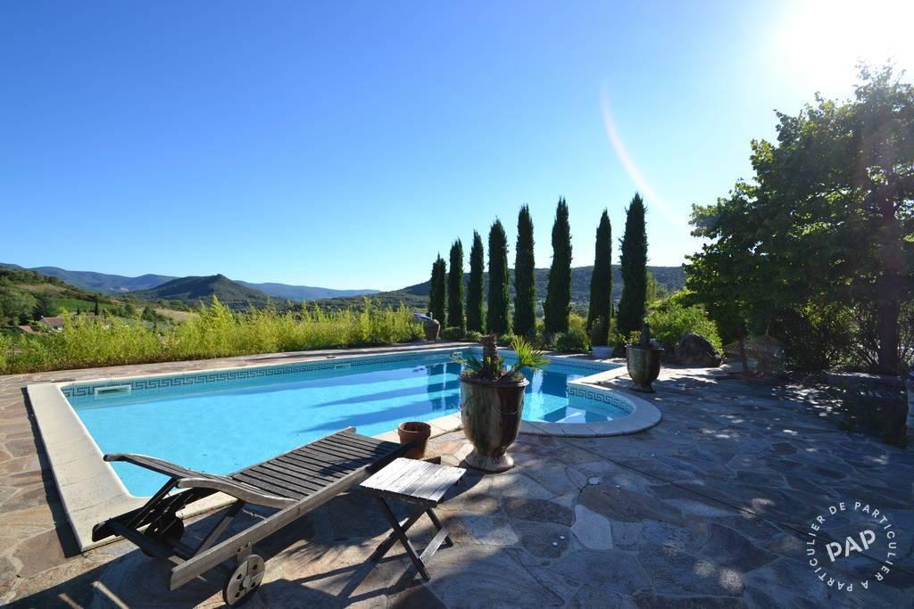 Vente Maison Le Pradal 210m² 595.000€