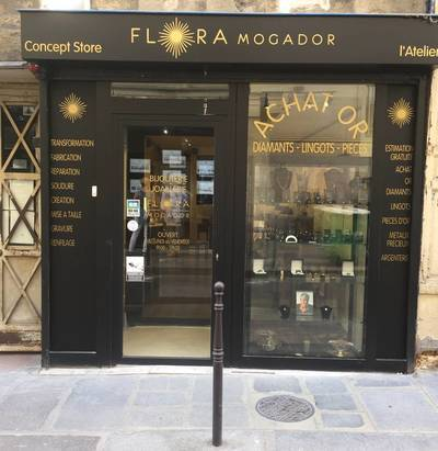 Local commercial Paris 3E - 19 m² - 2.600 €