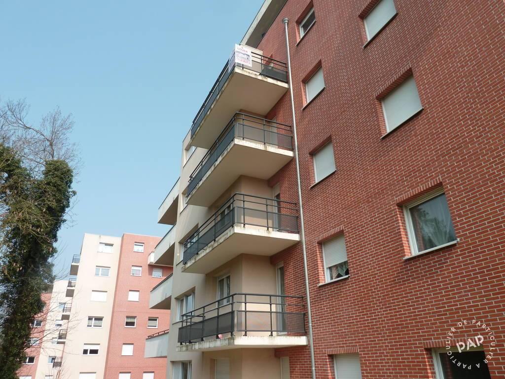 Vente appartement 2 pièces Saint-Saulve (59880)