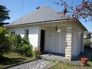 Location meublée maison 105m² La Ville-Aux-Dames (37700) - 1.100€