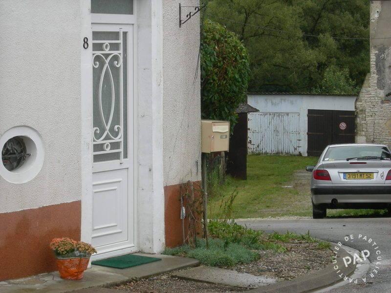 Vente maison 6 pièces Froncles (52320)