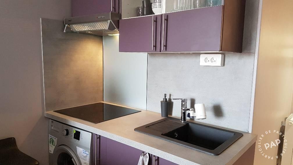 Location Appartement Saint-Ouen-L'aumone (95310) 24m² 730€