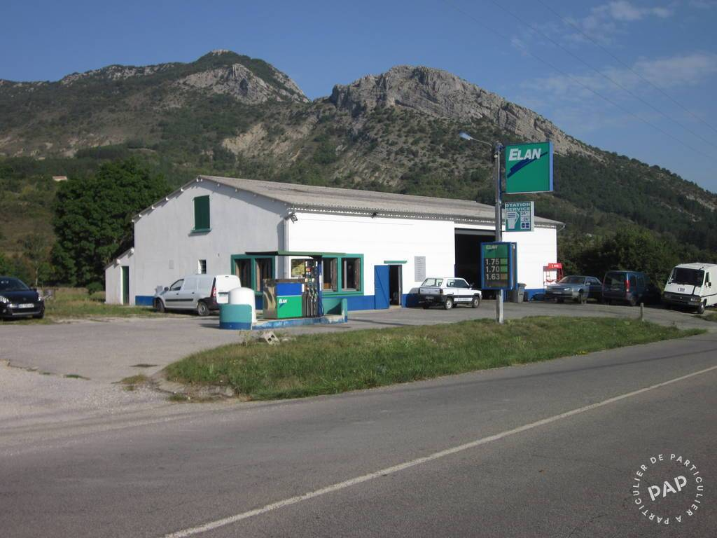 Vente et location Fonds de commerce Sederon (26560) 280 m² 350.000 €