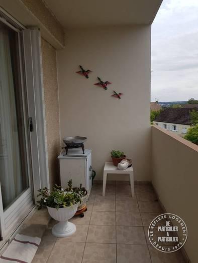 Vente appartement 3 pièces Saint-Florentin (89600)