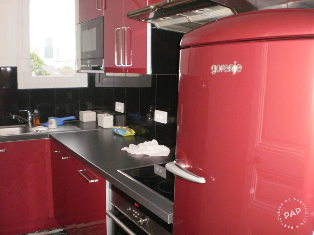 Location Appartement La Garenne-Colombes (92250) 12m² 520€