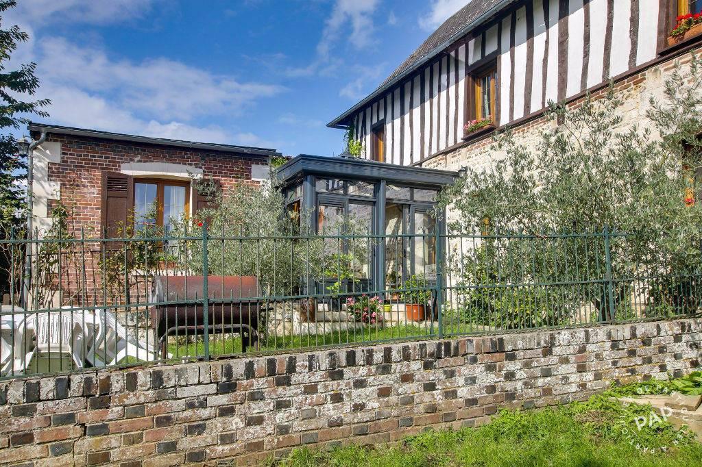 Vente immobilier 270.000€ Appeville-Annebault (27290)