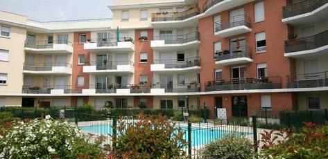 Location meublée appartement 2pièces 41m² Evry (91000) - 740€