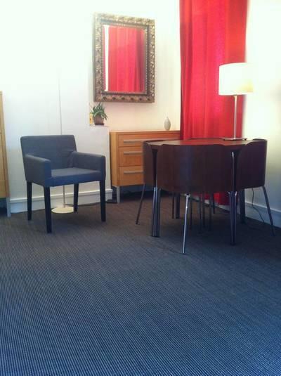 Location meublée studio 21m² Paris 5E - 970€