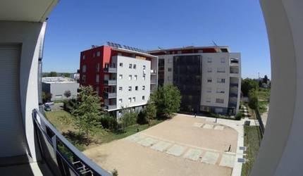 Vente appartement 3pièces 55m² Villeurbanne - 215.000€