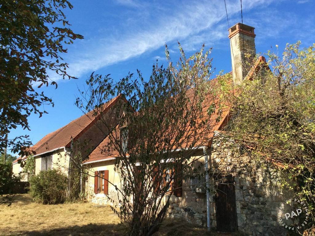 Vente maison 4 pièces Saint-Pierre-les-Bois (18170)