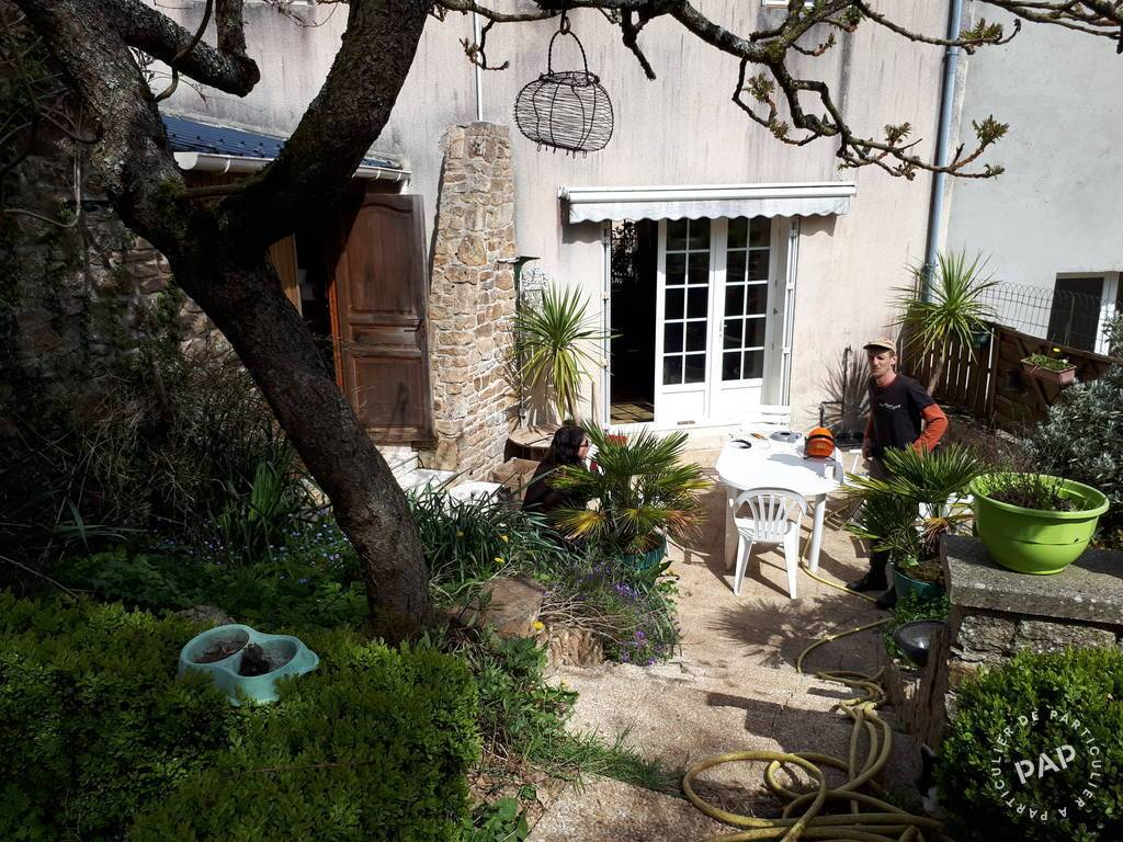 Vente maison 6 pièces Scrignac (29640)
