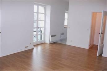 Location appartement 35m² Tours (37) - 500€