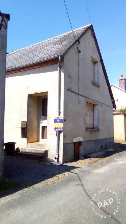 Vente maison 4 pièces Morogues (18220)